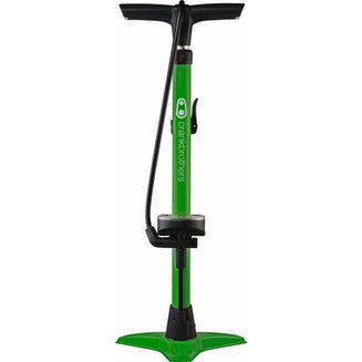 Crank Brothers  Gem Floor Pump: Green