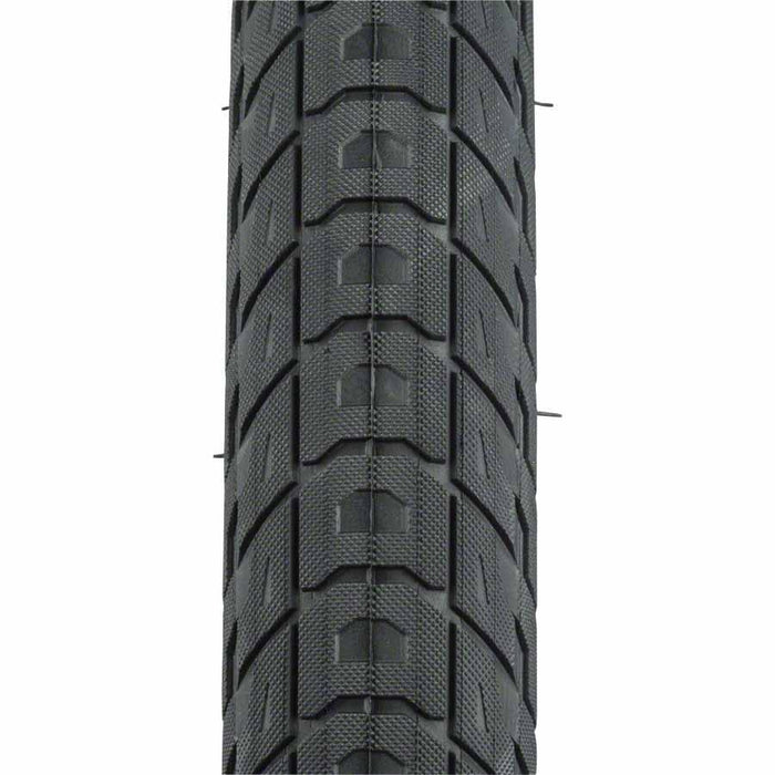 Vault BMX Bike Tire: 20x2.20 Steel Bead Black