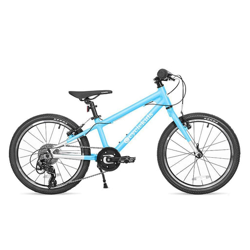 "Cycle Kids 20"" Kids Bike - Blue"