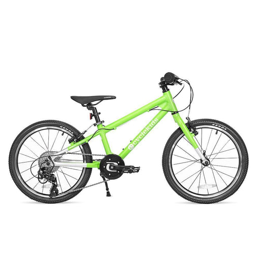 "Cycle Kids 20"" Kids Bike - Green"