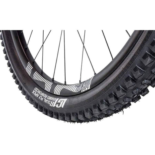 LG1 Race Bike Tire, 29 x 2.35, Dual Compound, Dual Ply Apex and Aramid Reinforced Casing, Black, Tubeless Compatible