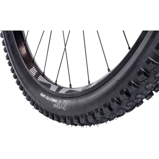 TRS Plus Bike Tire, 27.5 x 2.35, Apex Reinforced Casing, Black, Tubeless Compatible