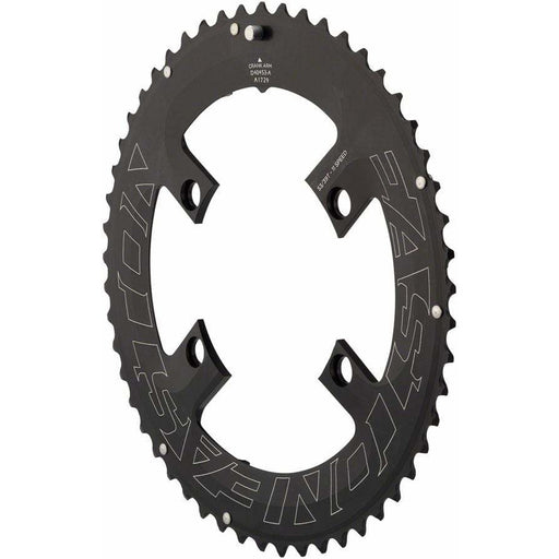 Easton Asymmetric 110mm Chainring: 4-Bolt, 11-Speed