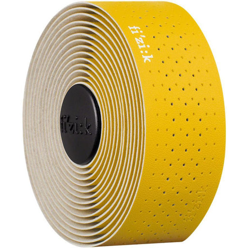 Fizik Tempo Microtex Classic Bike Handlebar Tape - Yellow