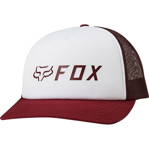 Fox Apex Trucker Hat - Red
