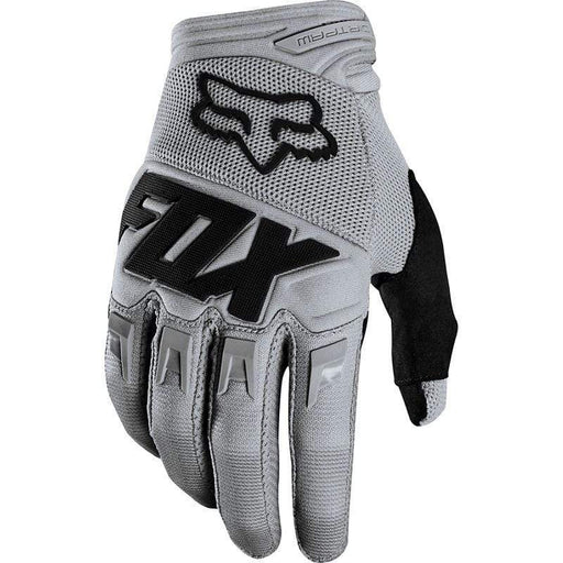 Dirtpaw Bike Glove - Grey