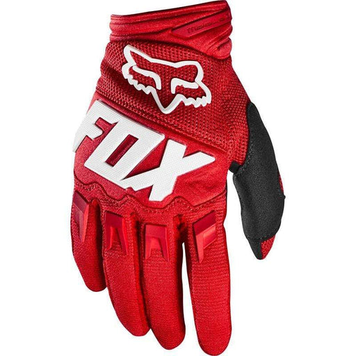 Fox Dirtpaw Bike Glove - Red