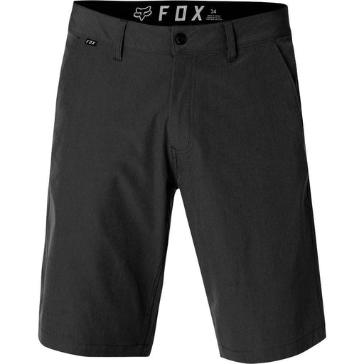 Men's Essex Tech Stretch Mountain Bike Shorts - Black