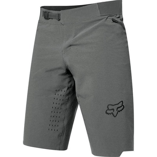 Fox Fox Men's Flexair Mountain Bike Shorts - Pewter