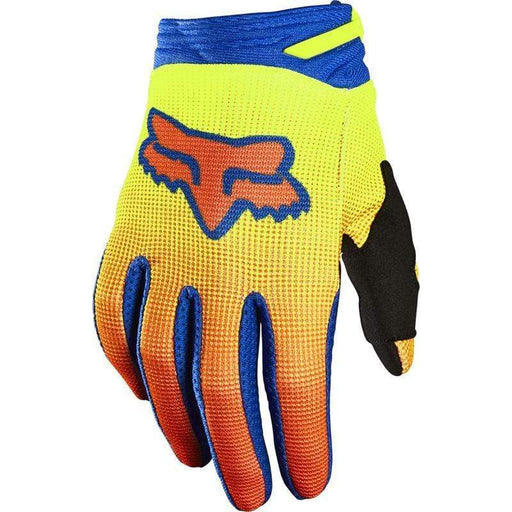 Fox Men's 180 Oktiv Bike Gloves - Yellow
