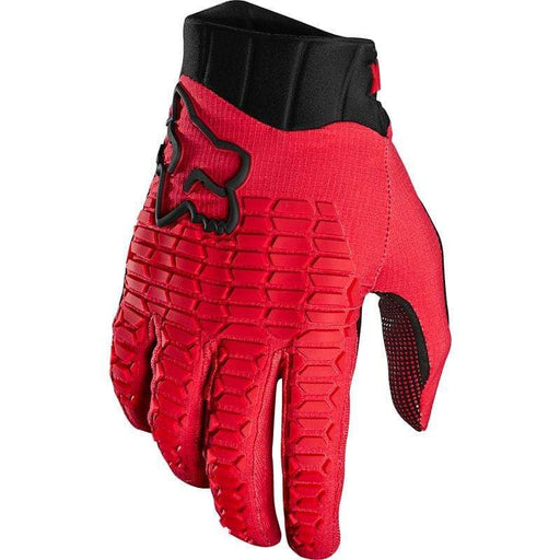 Fox Men's Defend Mountain Bike Gloves - Red