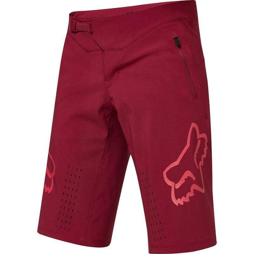 Men's Defend Mountain Bike Shorts - Chili