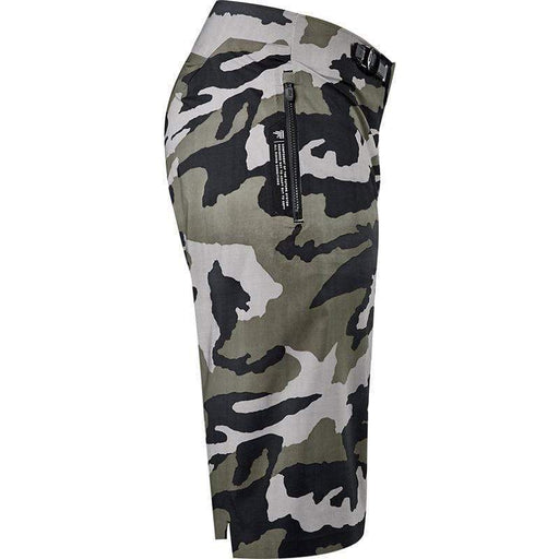 Men's Defend Pro Mountain Bike Water Short - Green Camo