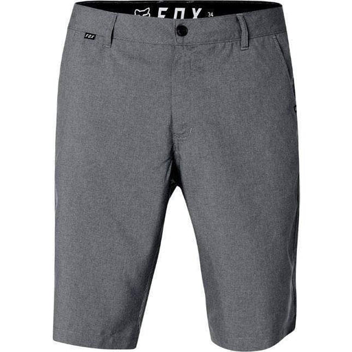 Fox Men's Essex Tech Stretch Mountain Bike Shorts - Gray