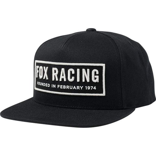 Men's Founded Snapback Bike Hat