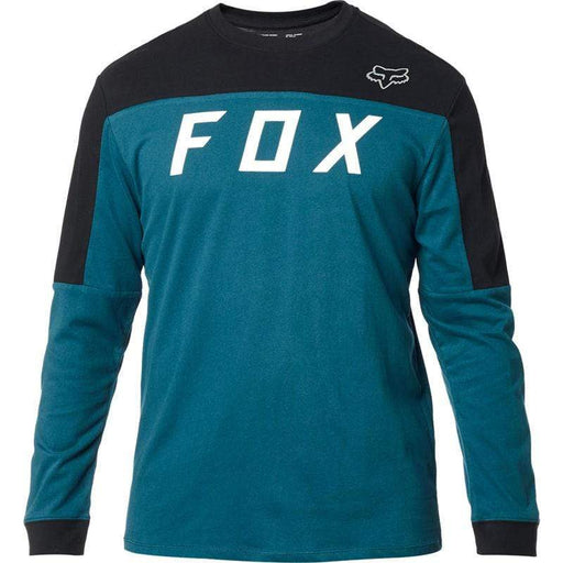 Men's Grizzled Long Sleeve Airline Bike Knit