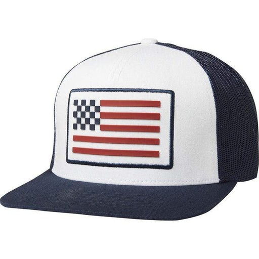 Men's Patriot Snapback Bike Hat