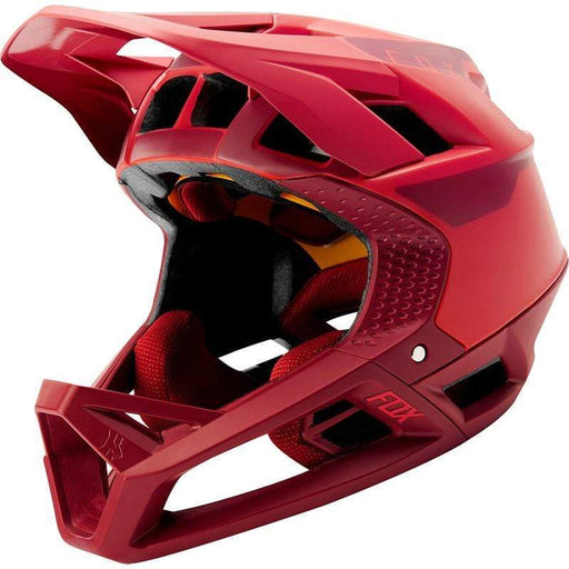 Proframe Quo Full Face MTB Helmet - Red