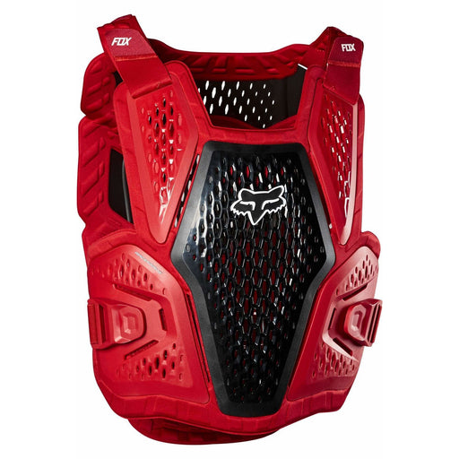 Fox Raceframe Roost Protective - Red