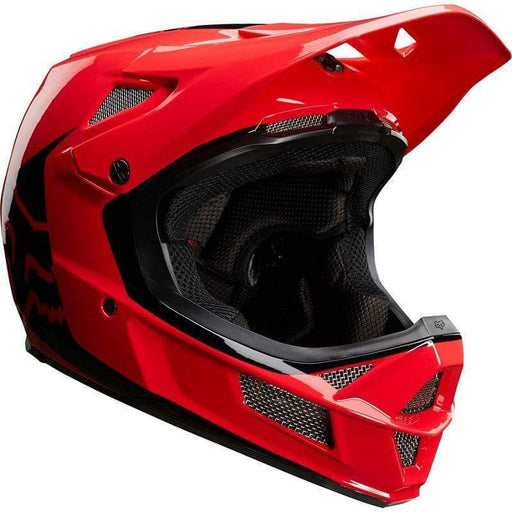 Fox Rampage Comp Helmet Infinite - Red