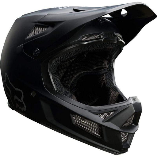 Fox Rampage Comp Mountain Bike Helmet - Black