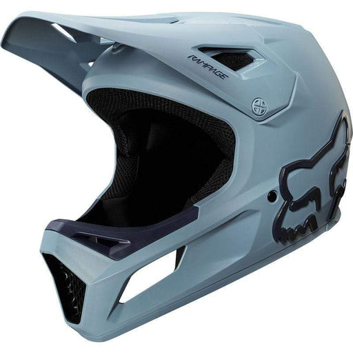 Rampage Full Face MTB Helmet - Blue