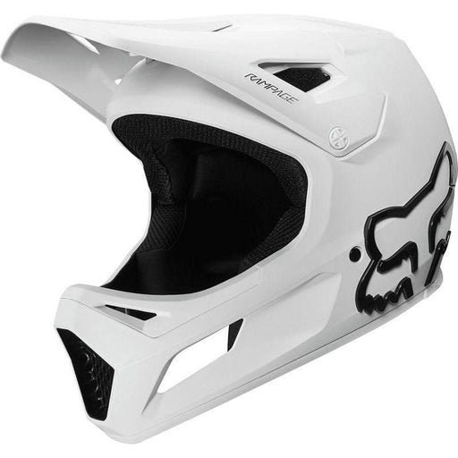 Rampage Full Face MTB Helmet - White