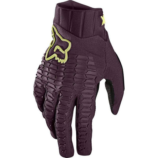 Women's Defend Mountain Bike Gloves - Purple