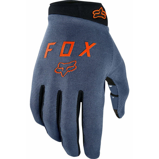 Fox Youth Ranger MTB Gloves - Blue