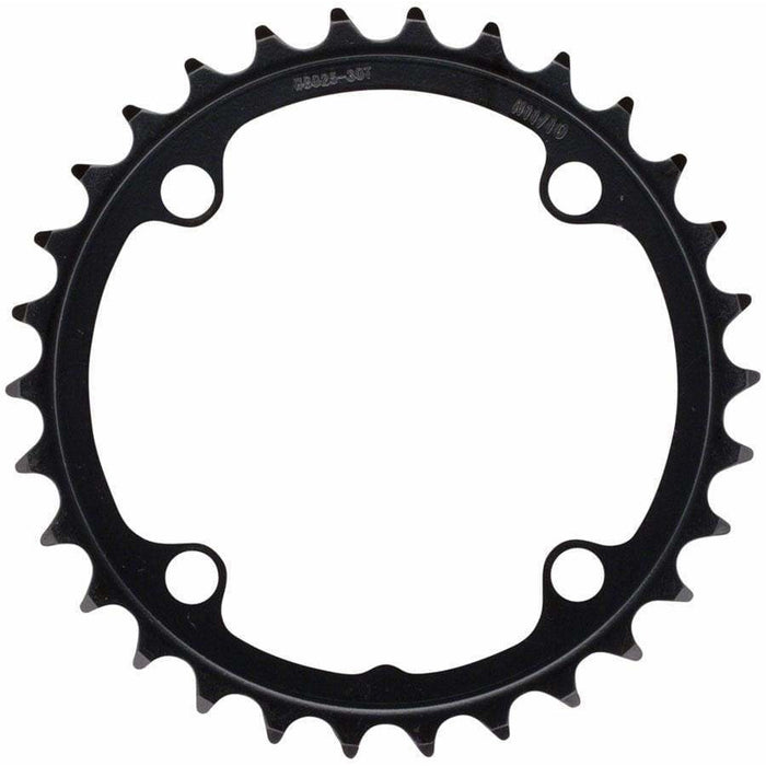 FSA Omega/Vero Pro Steel Road Double Chainring, 90 BCD, Steel, N-11