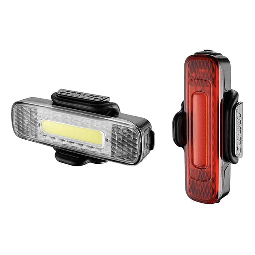 Numen Spark Mini Front Bike Light and Rear Bike Light Combo Kit