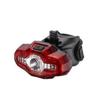 Numen+ TL2 3 LED Rechargeable Rear Bike Light