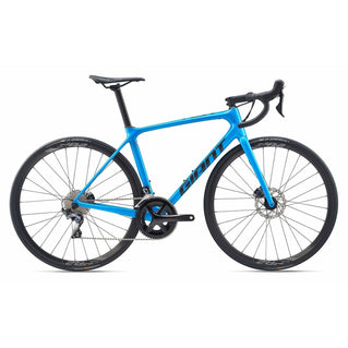 Giant TCR Advanced 1 Disc - Pro Compact Men's Road Bike (2020)