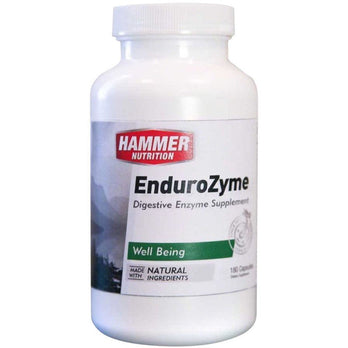 Hammer Nutrition Hammer EnduroZyme: Bottle of 180 Capsules