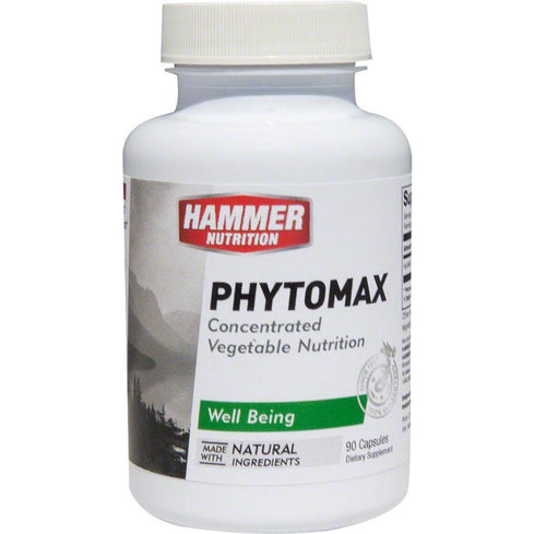 Hammer Nutrition Hammer Phytomax: Bottle of 90 Capsules
