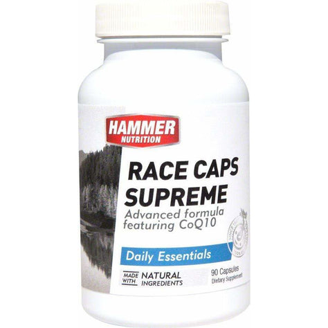 Hammer Nutrition Hammer Race Caps Supreme: Bottle of 90 Capsules