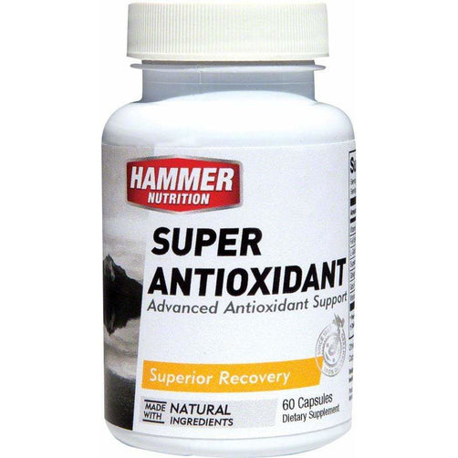 Hammer Nutrition Hammer Super Antioxidant: Bottle of 60 Capsules