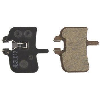 Semi-Metallic High Performance Disc Brake Pads