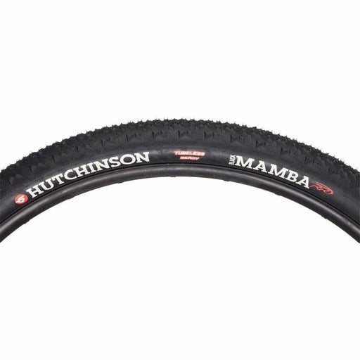 Black Mamba 700c x 34mm Tubeless Bike Tire Protect'Air Max Black Tread and Sides
