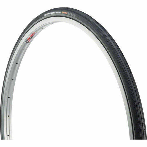"K35 Street Bike Tire with K-Shield and Reflective Sidewall: 27"" x 1 1/4"", Steel Bead"