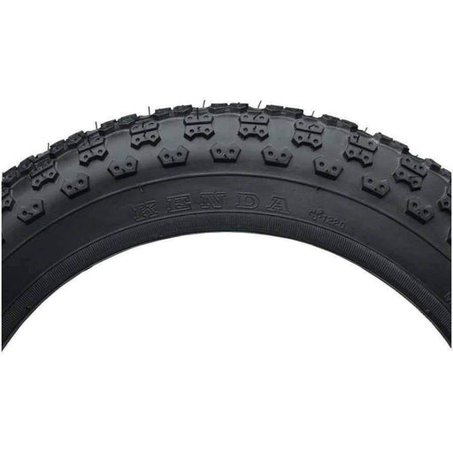 "Kenda K50 Bike Tire: 16"" x 2.125"" Black, Steel Bead"