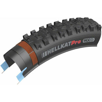 Kenda Hellkat AGC Mountain Bike Tire - 27.5 x 2.4, Tubeless, Folding, 60tpi