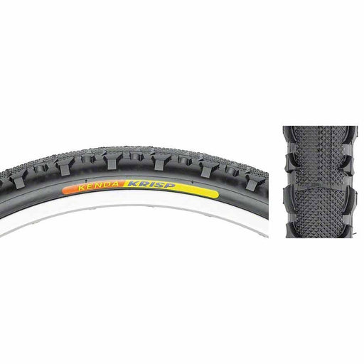 Krisp Bike Tire 26x2.0 Steel Bead