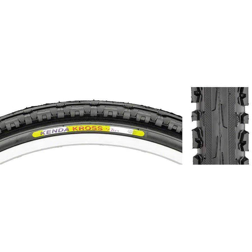 "Kross Plus K847 Bike Tire 26"" x 1.95"" Steel Bead"