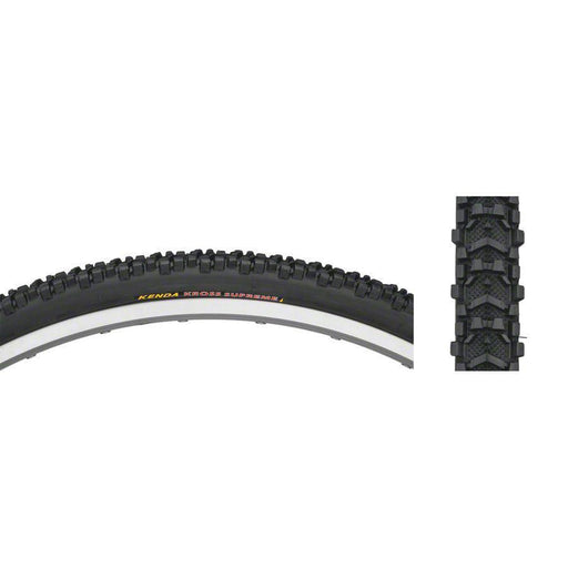 Kross Supreme Bike Tire 700x35 Folding Bead