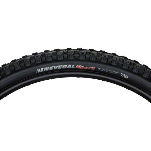 "Nevegal Sport Bike Tire: 29 x 2.2"" Steel Bead"