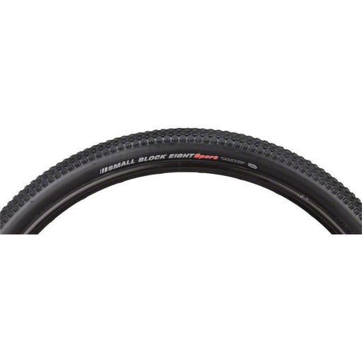 "Small Block 8 Sport Bike Tire: 29 x 2.1"" DTC Steel Bead"