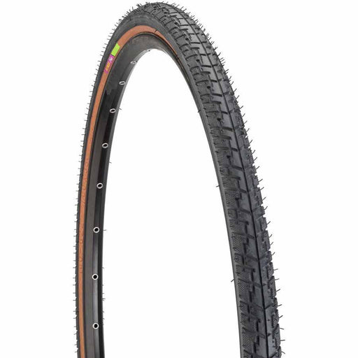 Street K830 Hybrid Bike Tire 700 x 38 Steel Bead Mocha Side Wall