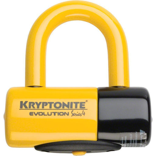 "Kryptonite  Evolution Series U-Lock - 1.8 x 2.1"", Keyed, Black"