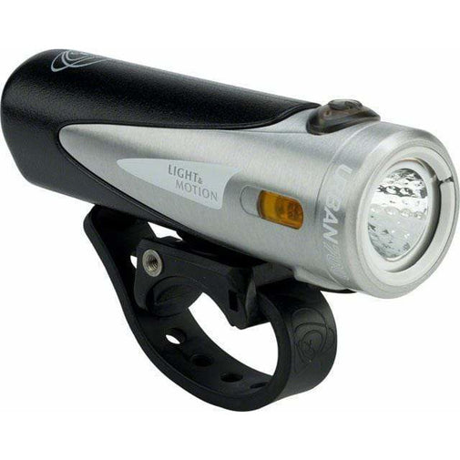 Urban 700 Tundra, Steel and Black Rechargeable Front Bike Light